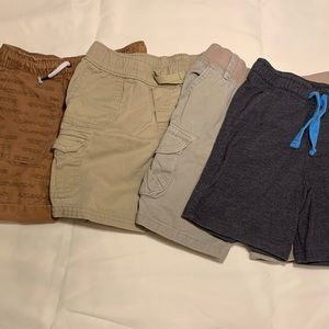 4 piece shorts LOT